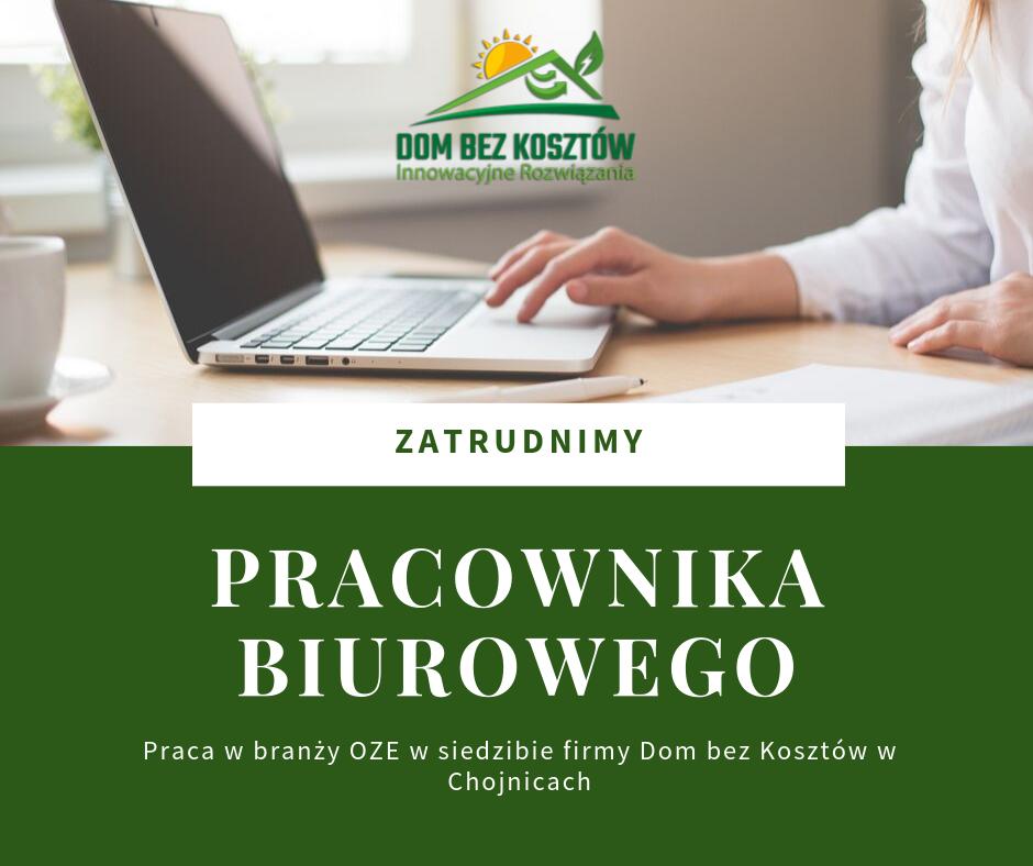 praca-pracownik_biurowy-Chojnice